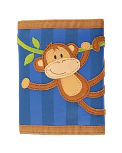 Stephen Joseph: Wallet - Monkey (Boy)