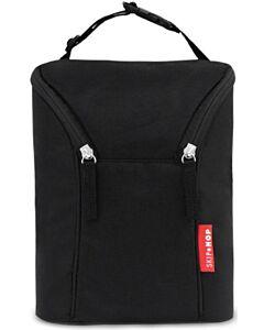 Skip Hop Grab & Go Double Bottle Bag - Black - 15% OFF!!