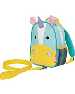 Skip Hop Zoo: Let Safety Harness Mini Backpack with Rein - Unicorn - 25% OFF!