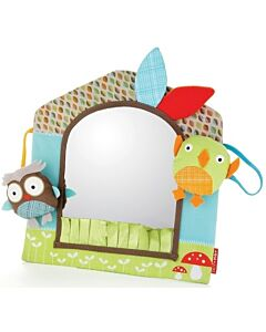 Skip Hop: Treetop Friends Activity Mirror - 25% OFF!!