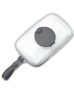 Skip Hop: Grab & Go Perfect Seal Wipes Case - Grey - 18% OFF!!
