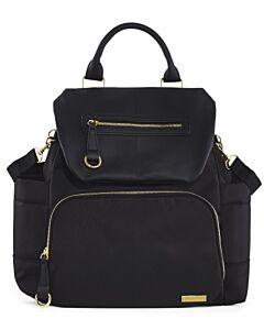 Skip Hop: Chelsea Downtown Chic Diaper Backpack - Black (Diaper Bag) - 23% OFF!!