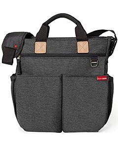 Skip Hop: Duo Signature Diaper Bag - Soft Slate - 15% OFF!!