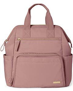 Skip Hop: Main Frame Wide Open Diaper Backpack - Dusty Rose - 15% OFF!!
