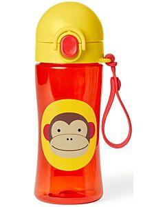 Skip Hop: Zoo Lock-Top Sports Bottle - Monkey - 15% OFF!!