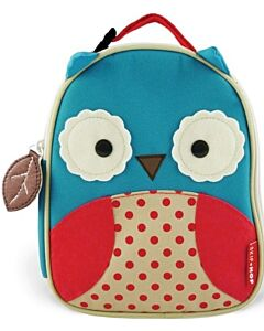 Skip Hop: Zoo Lunchie Insulated Lunch Bag - Owl - 30% OFF!