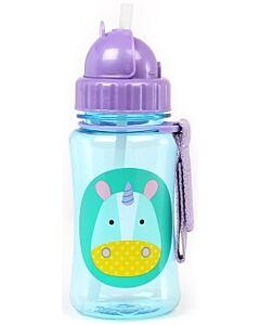 Skip Hop: Zoo Straw Bottle - Unicorn - 15% OFF!!