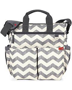 Skip Hop: Duo Signature Diaper Bag - Chevron - 15% OFF!!