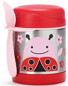 Skip Hop: Zoo Insulated Food Jar - Ladybug [15% OFF!]
