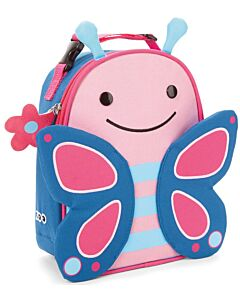 Skip Hop: Zoo Lunchie Insulated Lunch Bag - Butterfly - 20% OFF!