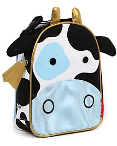 Skip Hop: Zoo Lunchie Insulated Lunch Bag - Cow - 20% OFF!