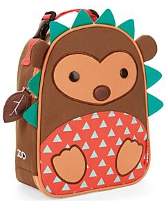 Skip Hop: Zoo Lunchie Insulated Lunch Bag - Hedgehog - 20% OFF!