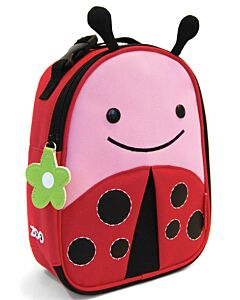 Skip Hop: Zoo Lunchie Insulated Lunch Bag - Ladybug - 20% OFF!