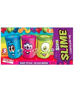 Scentos Scented Slime 3 Pack - 13% OFF!!