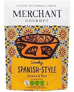 Merchant Gourmet: Smoky Spanish-Style Grains & Rice 250g