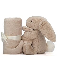 Jellycat: Bashful Beige Bunny Soother (33cm)