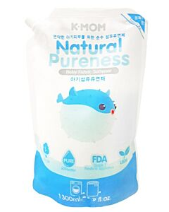 K-MOM: Baby Fabric Softener COLD-FREE (1300ml) - 32% OFF!!