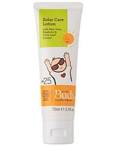 Buds Everyday Organics: Solar Care Lotion 75ml - 15% OFF!
