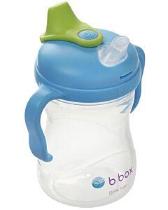 B.Box: Spout Cup 240ml/8oz | Blueberry (4+ Months) - 23% OFF!!
