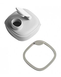 Hegen PCTO™ Spout Grey with White Flip Cap *Best Buy*