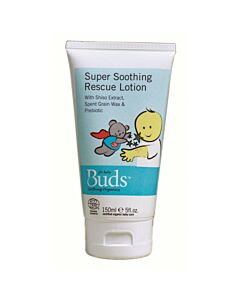 Buds Soothing Organics: Super Soothing Rescue Lotion 150ml - 15% OFF!