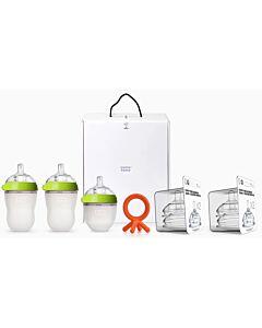 Comotomo Premium Starter Kit - Green (RM99 OFF!!)
