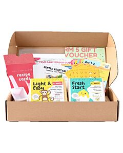 Little Baby Grains: Starter Kit for Babies (From 6 to 8 Months) - 5% OFF!!