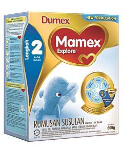 Dumex Mamex Explore Step 2 (6-36 months) 600g