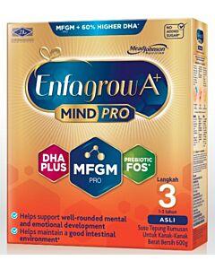Enfagrow A+ Step 3 Original (Mindpro) 600g