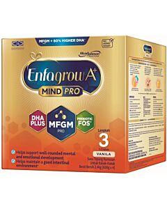 Enfagrow A+ Step 3 Vanilla (Mindpro) 2.4kg