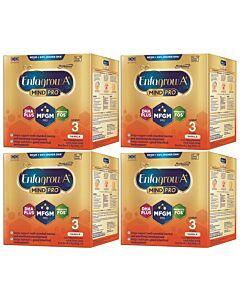 Enfagrow A+ Step 3 Vanilla (Mindpro) 2.4kg x 4 boxes