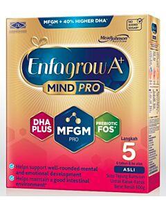 Enfagrow A+ Step 5 Original (Mindpro) 600g