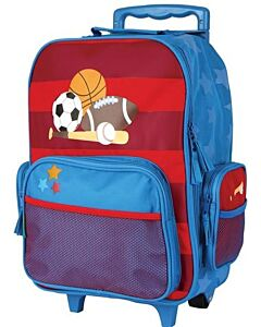 Stephen Joseph: Rollling Luggage - Sports