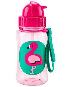 Skip Hop: Zoo Straw Bottle - Flamingo - 15% OFF!!