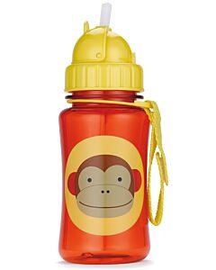 Skip Hop: Zoo Straw Bottle - Monkey - 15% OFF!!