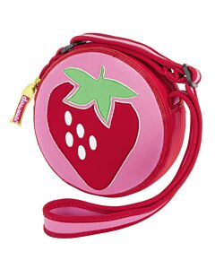Dabbawalla: Crossbody Bag - Strawberry Fields - 15% OFF!!