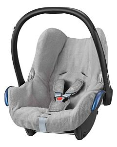 Maxi-Cosi Summer Cover for CabrioFix Baby Car Seat (Group 0+) - Cool Grey - 30% OFF!!