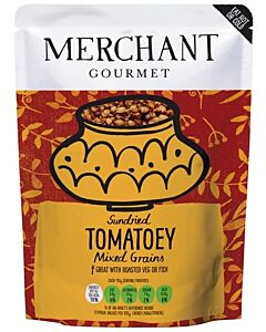 Merchant Gourmet: Sundried Tomatoey Mixed Grains 250g