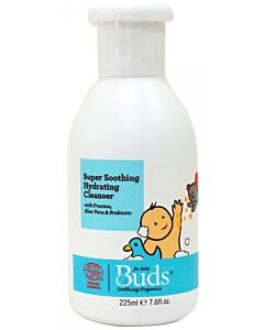 Buds Soothing Organics: Super Soothing Rescue Hydrating Cleanser 225ml - 15% OFF!