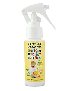 Bentley Organic Surface & Toy Sanitizer 50ml - 20% OFF!!