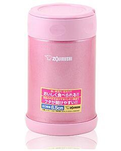 Zojirushi: Stainless Steel Food Jar 0.5L - Shiny Pink