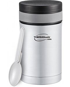 Thermos: ThermoCafe 500ml Basic Living Food Jar With Spoon - TC501FJ (BEST BUY) - 30% OFF!!