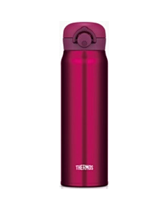 Thermos: Trendy & Light Weight Flask 600ml (Red) JNR-600 - 20% OFF!!