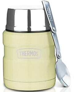 Thermos: Stainless King Food Jar 470ml/16oz (Yellow) - 20% OFF!!