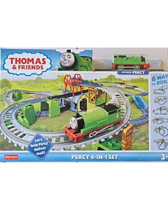 Thomas & Friends: TrackMaster™ Percy 6-in-1 Set (3-7 years old) - 20% OFF!!