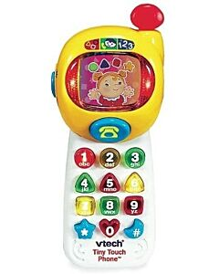 VTECH: Tiny Touch Phone (12 - 36 months) - 28% OFF!!