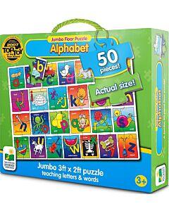 The Learning Journey Jumbo Floor Puzzles, Alphabet Floor Puzzle  - 10% OFF!!
