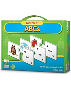 The Learning Journey Match It! ABC - 15% OFF!!