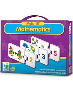 The Learning Journey Match It! Mathematics - 15% OFF!!