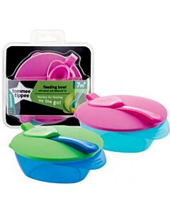 Tommee Tippee: Easy Scoop Feeding Bowl (1 piece) - 20% OFF!